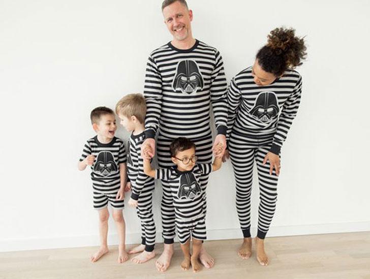 Star Wars Striped Pajamas