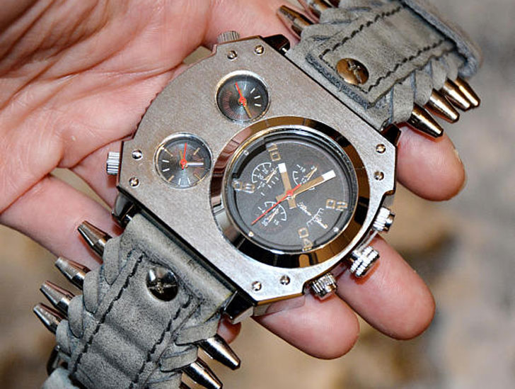 The Cyberpunk Watch
