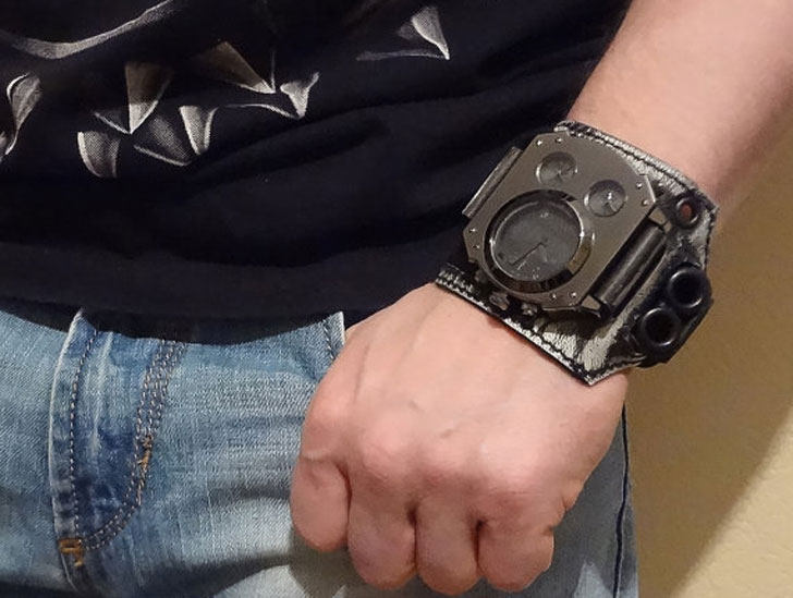 The Cyberpunk Watch