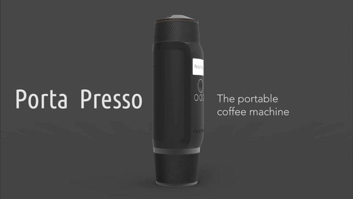 Travel Mug Espresso Maker