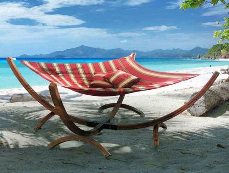 Vasilia Hammock with Stand
