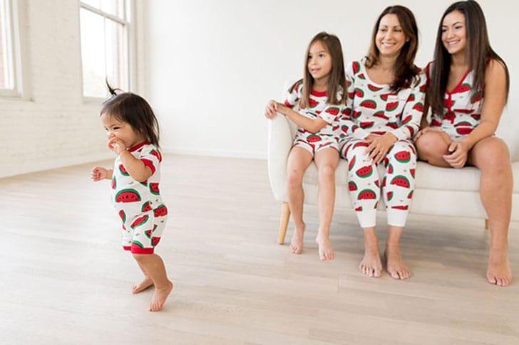 Watermelon Family Pajamas