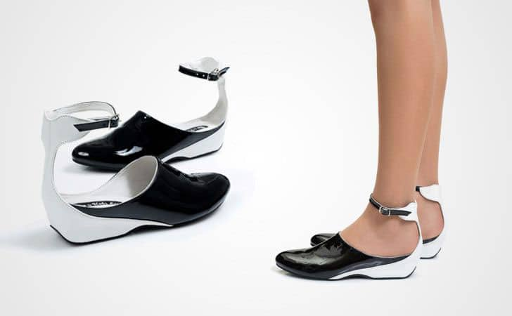 Whale Tail Shoes