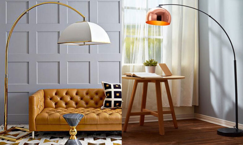 27 Best Arc Floor Lamps For A Modern