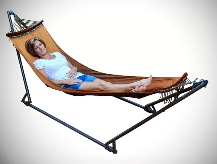 Scotts Valley Portable Nylon Camping Hammock