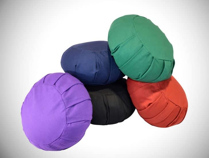 Sage Zafu Meditation Cushion - Stress Relief Gift Ideas