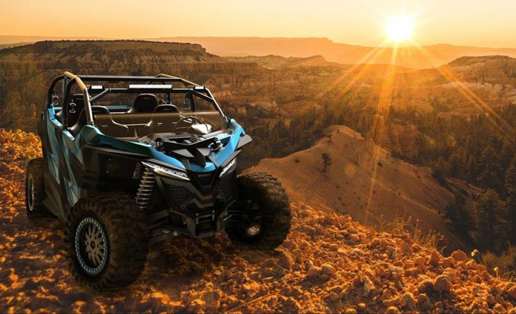 All-Electric UTV