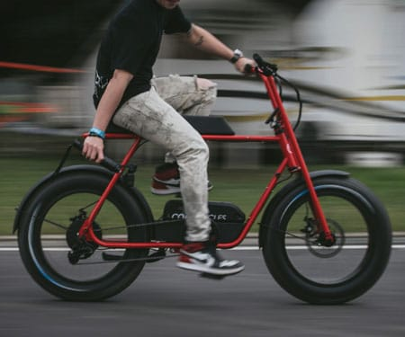 Buzzraw Electric Cruiser