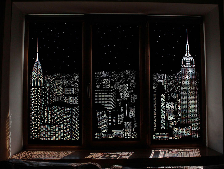 Cool Bedroom Blinds