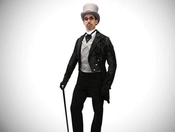 Distinguished Gentlemen Steampunk Outfit