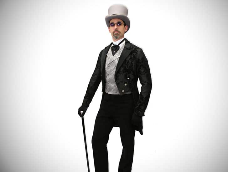 Distinguished Gentlemen Steampunk Outfit