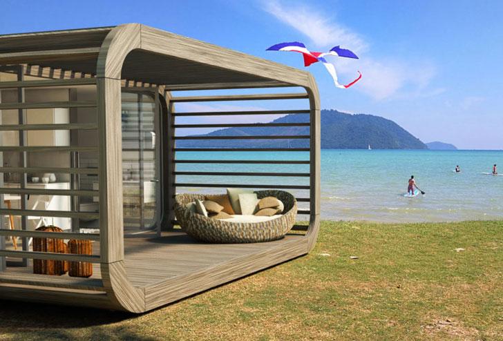 Eco-Friendly Portable Homes