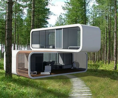 Eco-Friendly Portable Homes