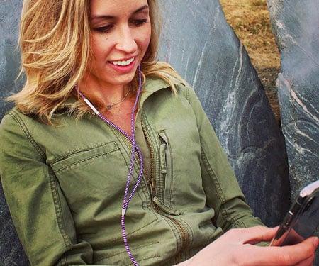 Elewraps: Anti-Tangle Cable & Headphone Wraps