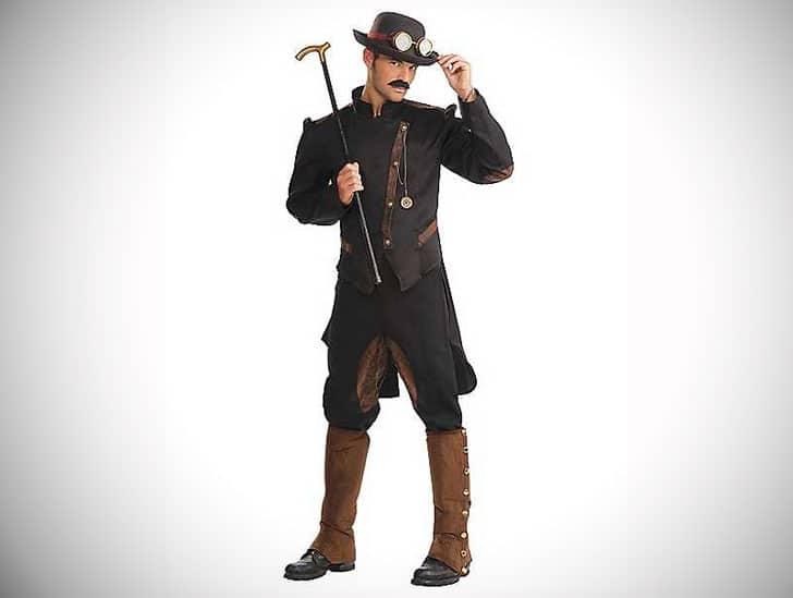Gentleman Steampunk Costume