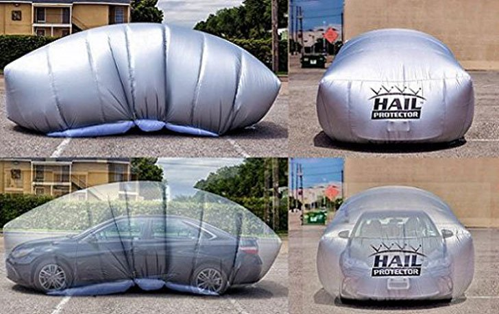 Hail Protection Car Cover