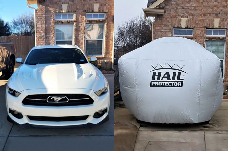 Hail Protection Car Cover >> Hail Protection Car Cover Awesome Stuff 365