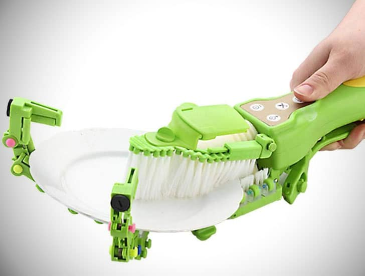Handheld Automatic Spinning Dishwasher