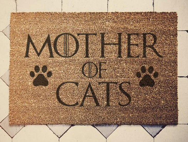 GOT Door Doormat