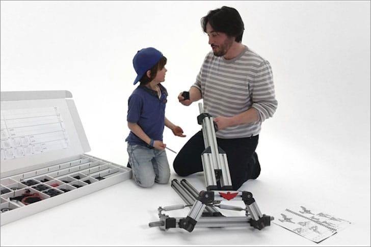 Infento: Modular Life-Size Bike Kits