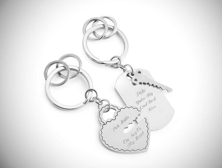Key to My Heart Key Chain Set