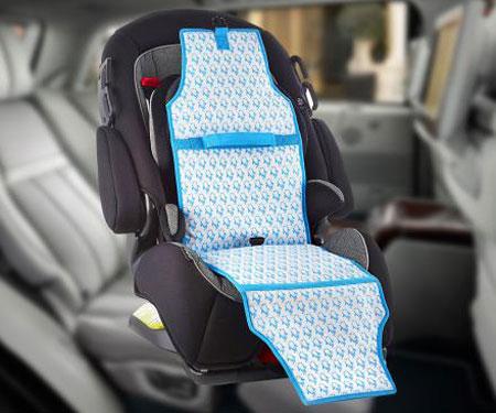 Kids Car Seat Cooler