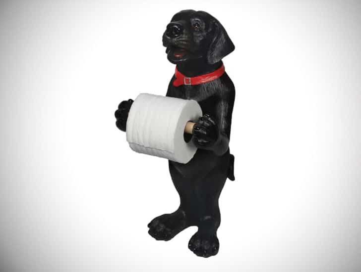 Labrador Free-Standing Toilet Paper Holder