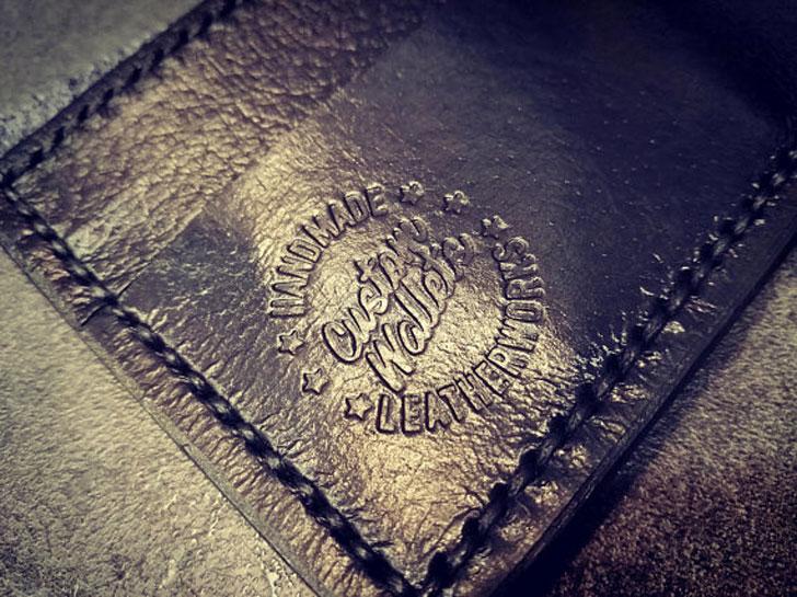 Leather Stark Wallet