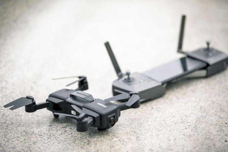 Mark Drone: Ultra-Intelligent Foldable Drone
