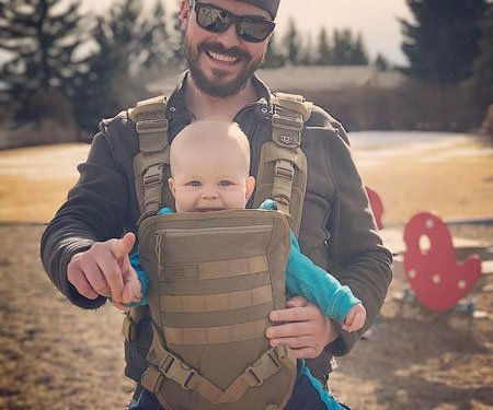 Mission Critical Tactical Baby Carrier Awesome Stuff 365