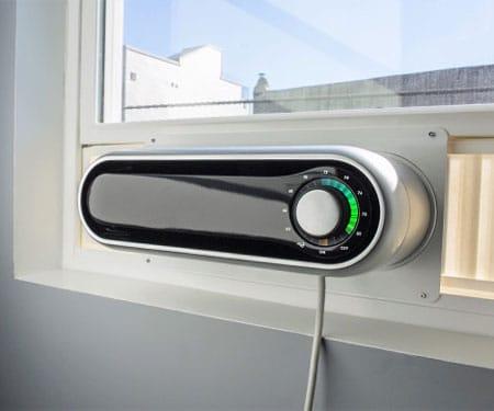 Modernized Window AC Unit