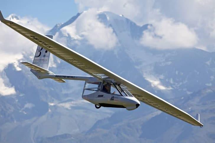 Modular Electric Plane Glider