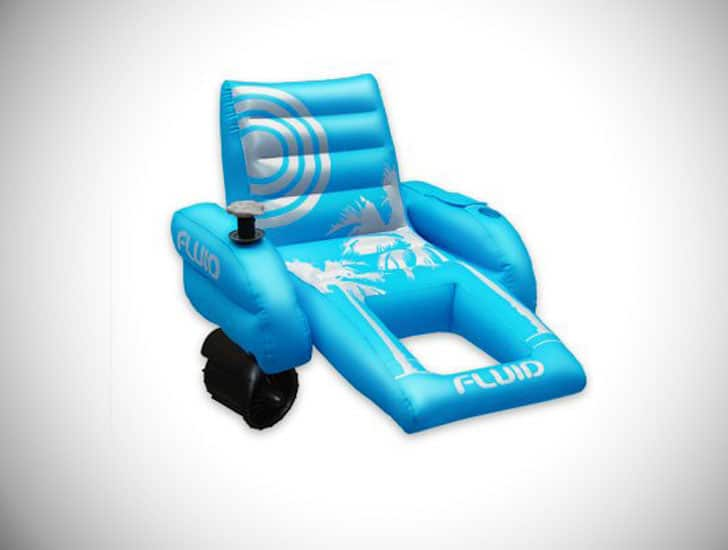 Palm Beach Motorized Pool Lounger