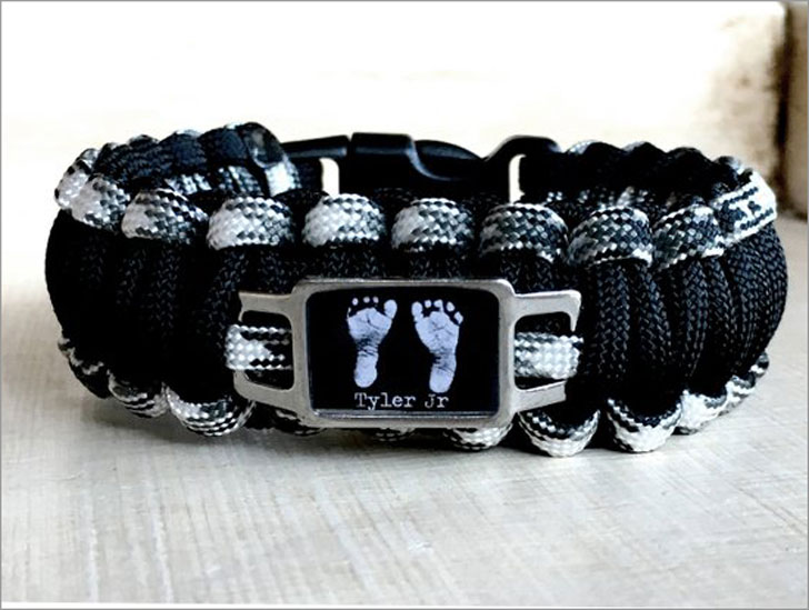 Personalised Paracord Bracelets