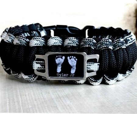 Personalised Paracord Bracelets