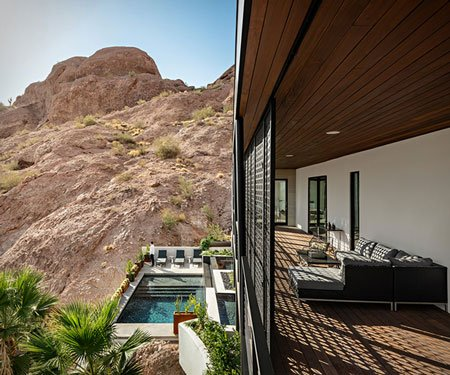 Red Rocks House