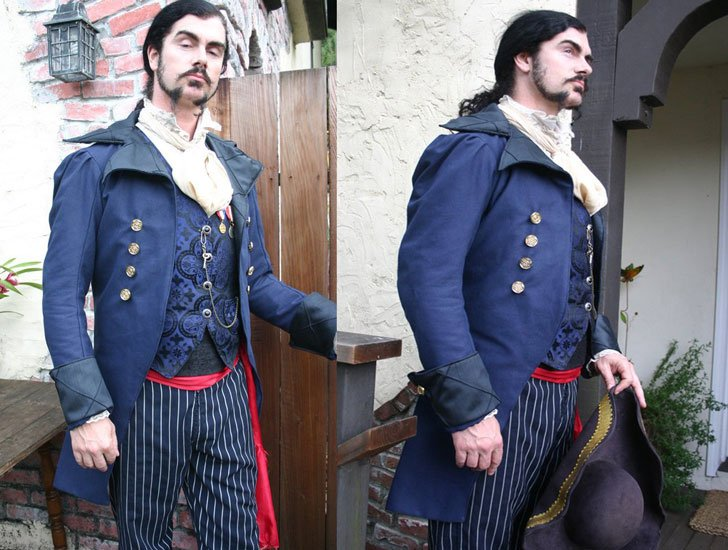 33 Best Mens Steampunk Costumes Outfits You Can Buy