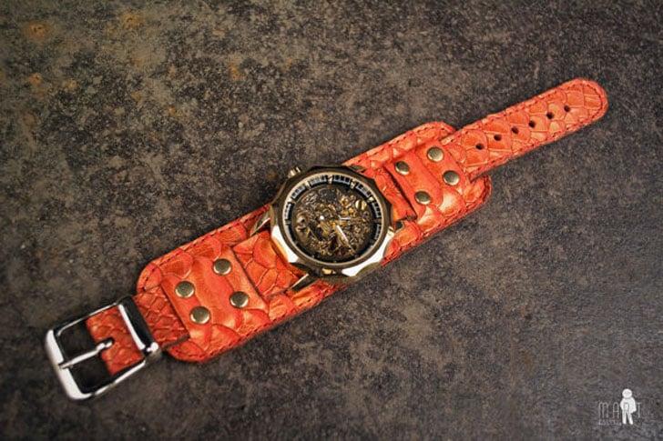 Steampunk Dragon Watch