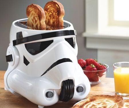 Stormtrooper Toaster