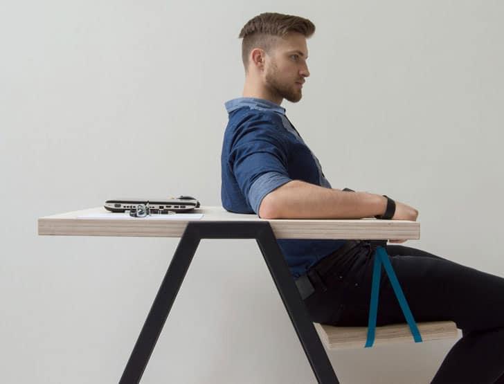 Swing WEE! Desk