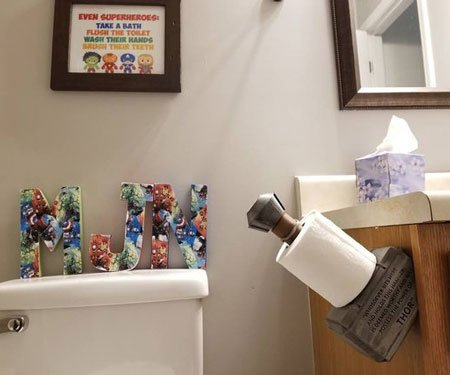 Thor Toilet Paper Holder