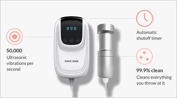 Ultrasonic Cleaning Tool