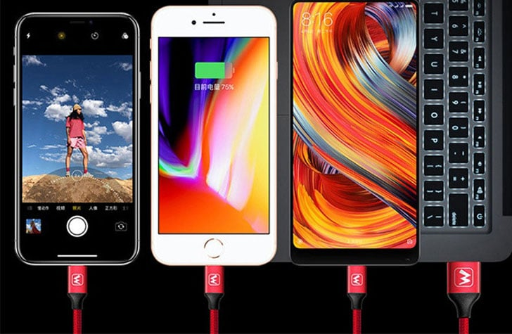 World's First Extensible Charging Cable Kit