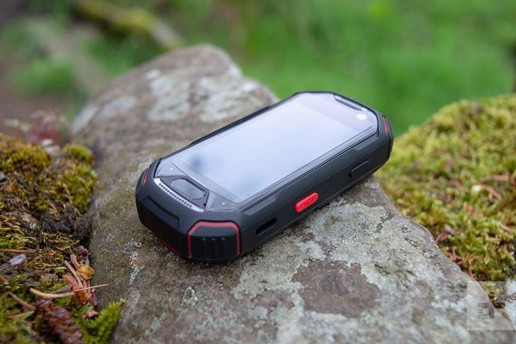 World's Smallest Rugged Smartphone