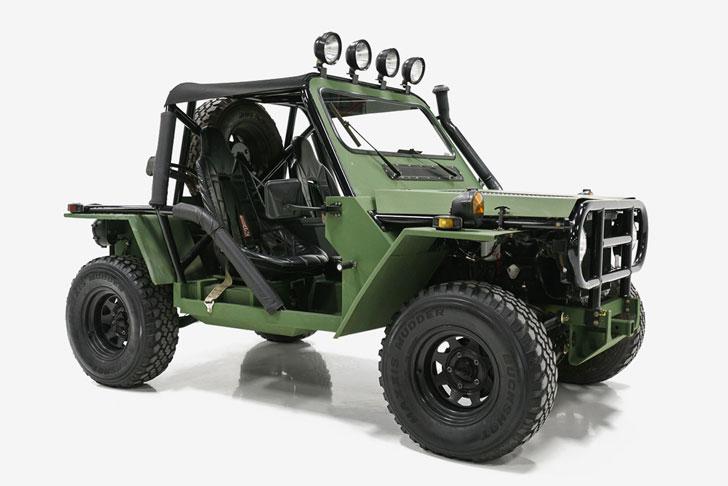 1975 M151A2 Wolverine