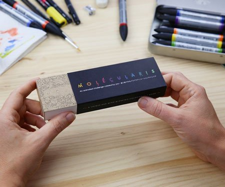 6-in-1 Optical Illusion Flip Book