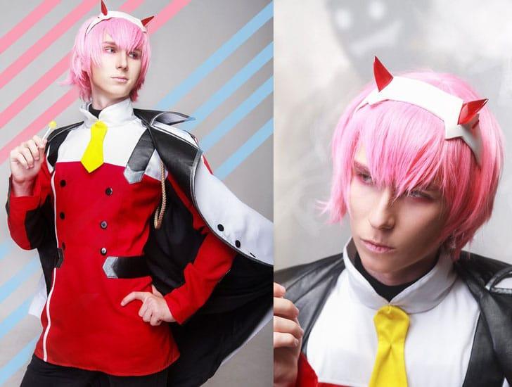 Anime Manga Darling Cosplay Costume - Men's Anime Costumes For Guys