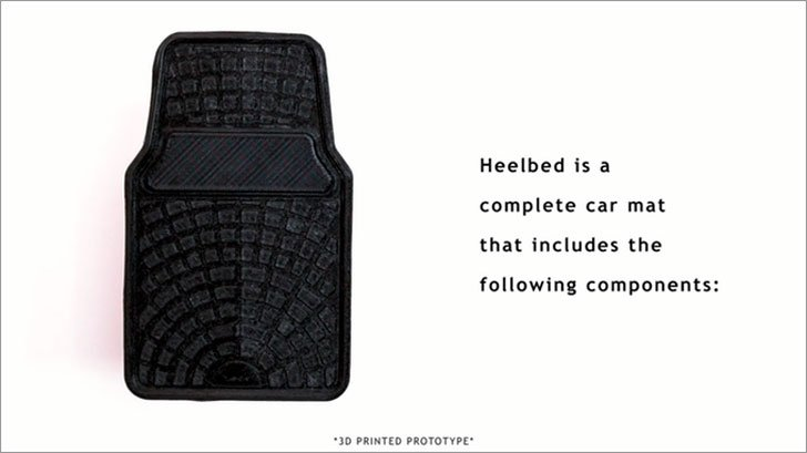 Anti-Fatigue Car Mat
