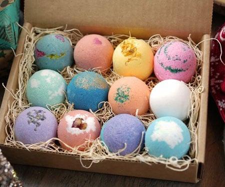 Bath Bomb Gift Pack
