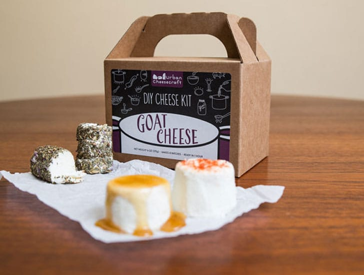 DIY Cheese Kits